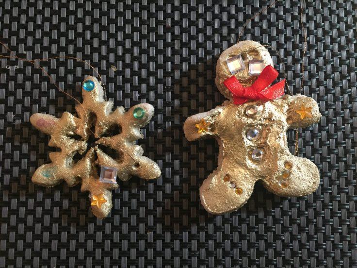 Salt Dough recipe - Make ornaments