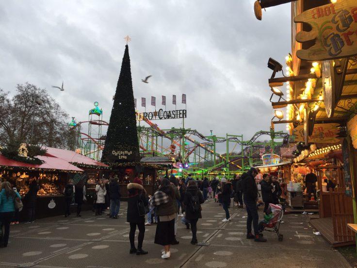 Winter Wonderland with kids - near the Green Gate