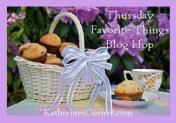Thursday Favorite Things