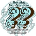 Thursday Two Questions Self Sagacity.com border=