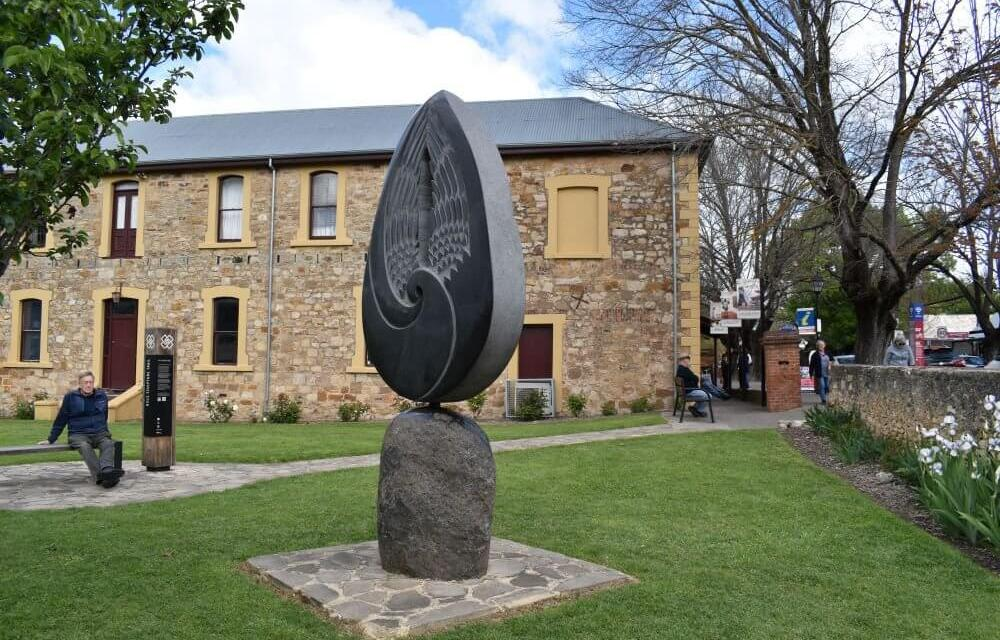 Adelaide Hills Sculpture Trail & Wineries