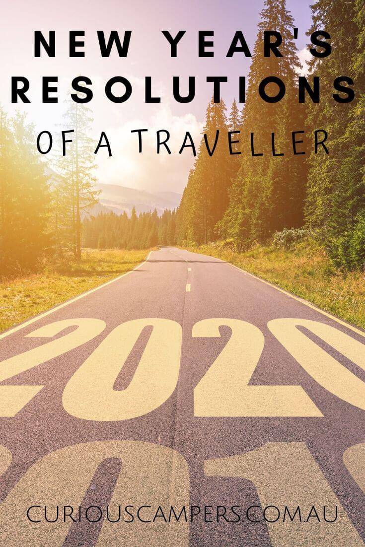 New Year's Resolutions of a Traveller