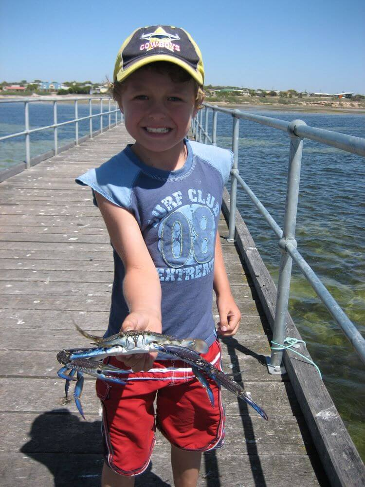 Crabbing with Kids