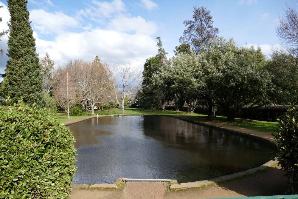 Salmon Ponds Tasmania