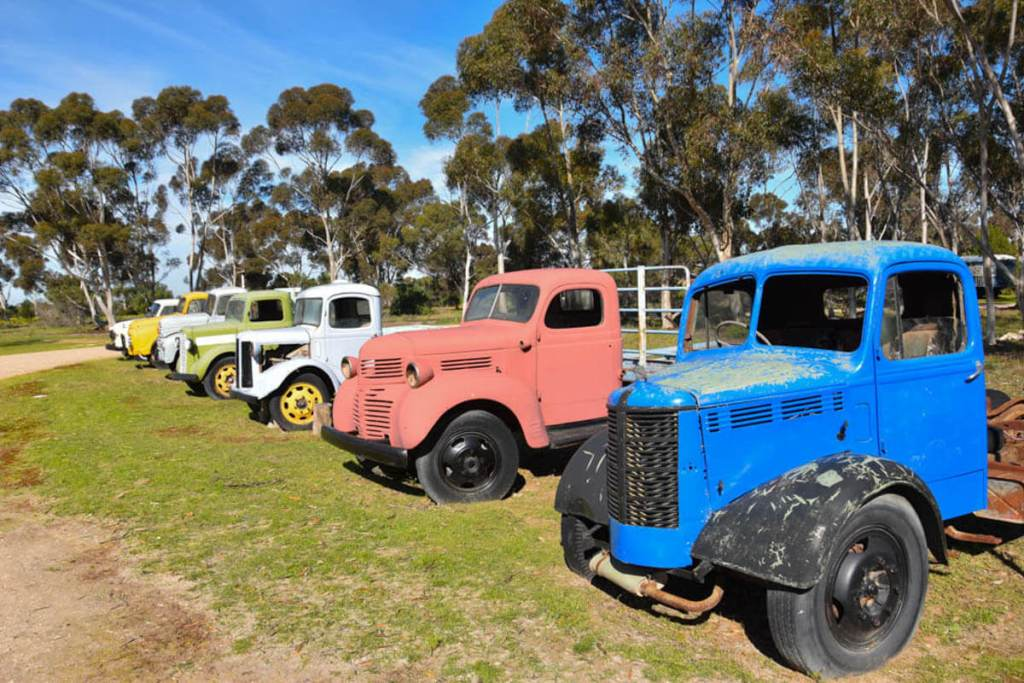 What to expect at Old Tailem Town