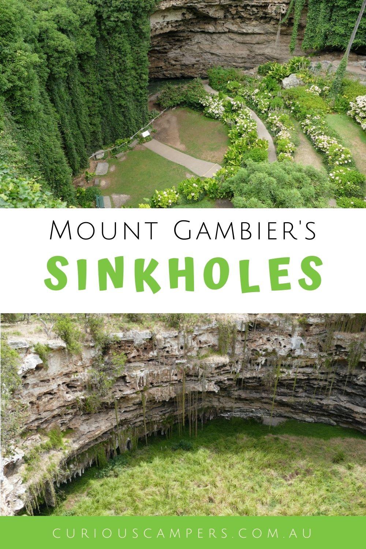 Mount Gambier Sinkholes