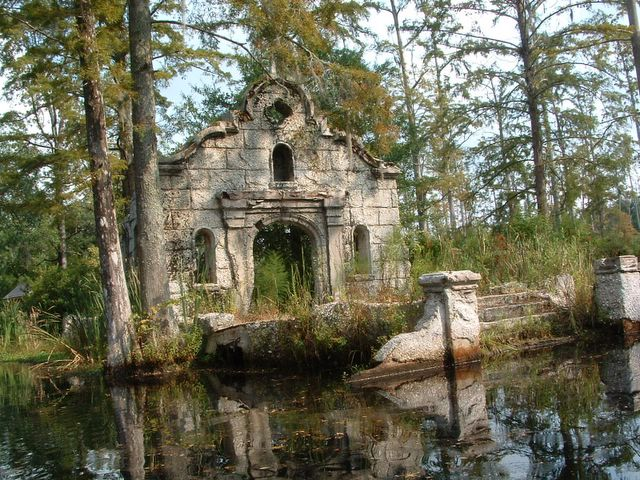 Vintage Cypress Gardens Florida