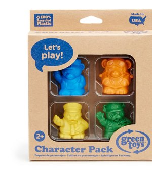 Character 4-pack
