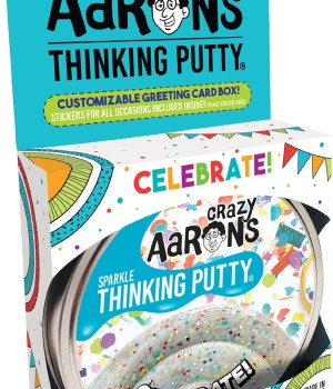 "Celebrate! 4"" Thinking Putty"