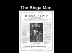 Bisga Man