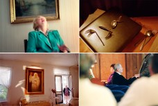 Clairvoyance, mind over matter exercise, spirit painting, spiritual healing, Lily Dale, 2001-2003