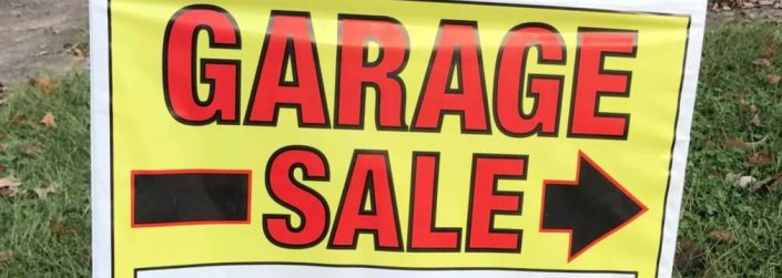 Curious Craig Garage Sale