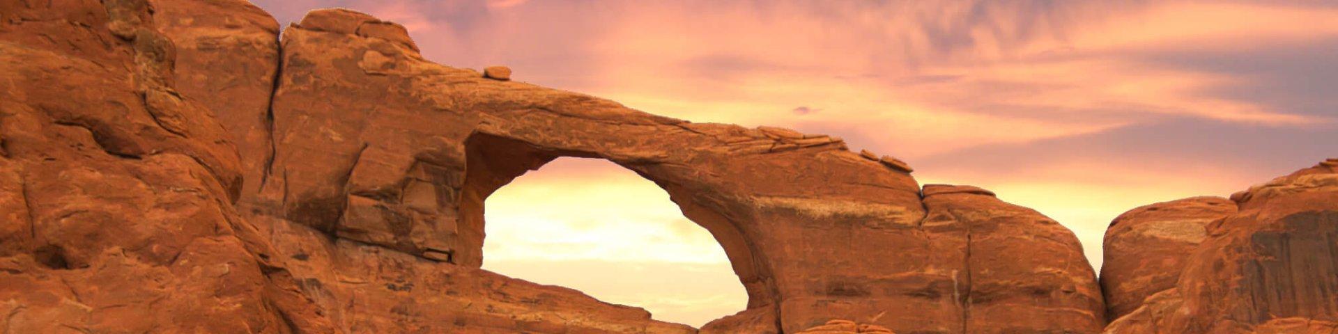 Curious Craig - Skyline Arch