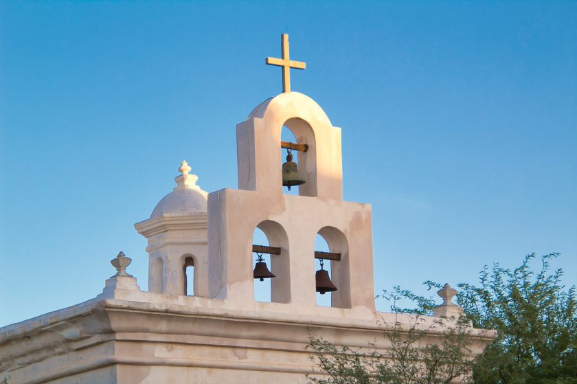 Mission San Xavier Bells