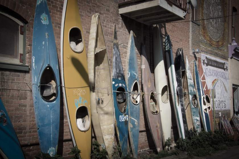 Curious Craig - Aged Kayaks Salida