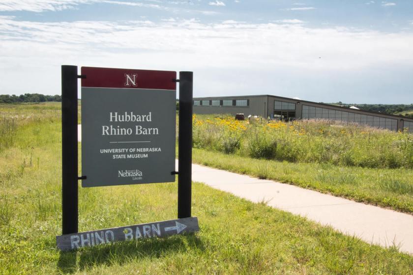 Curious Craig - Hubbard Rhino Barn