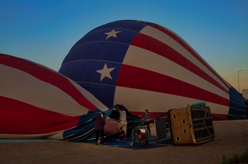 Curious Craig - Hot Air Balloons