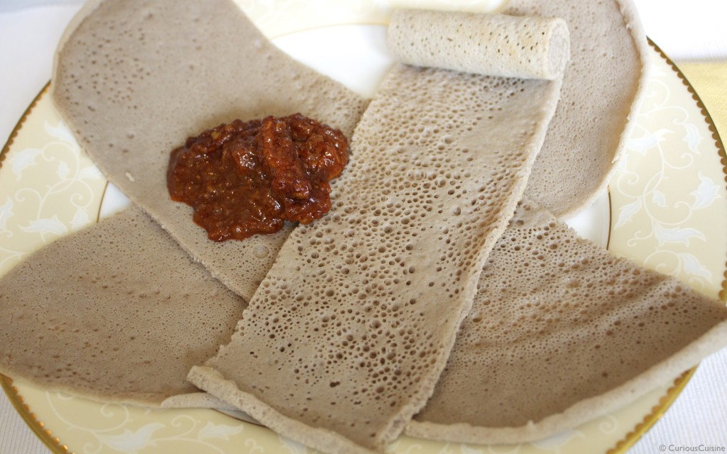 Carpets of Injera