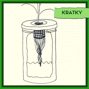 indoor gardening method - Kratky