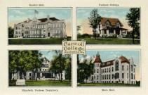 Carroll postcard