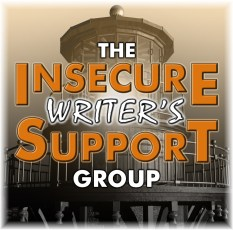 The Insecure Writer's Support Group badge. This month's topic is writing rituals.
