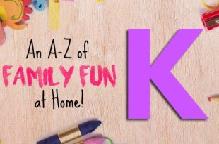 K is for Keeping in Touch #AtoZChallenge