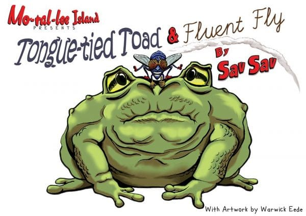 Tongue-Tied Toad & Fluent Fly book cover