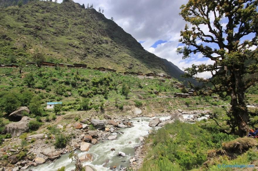Gangaad village
