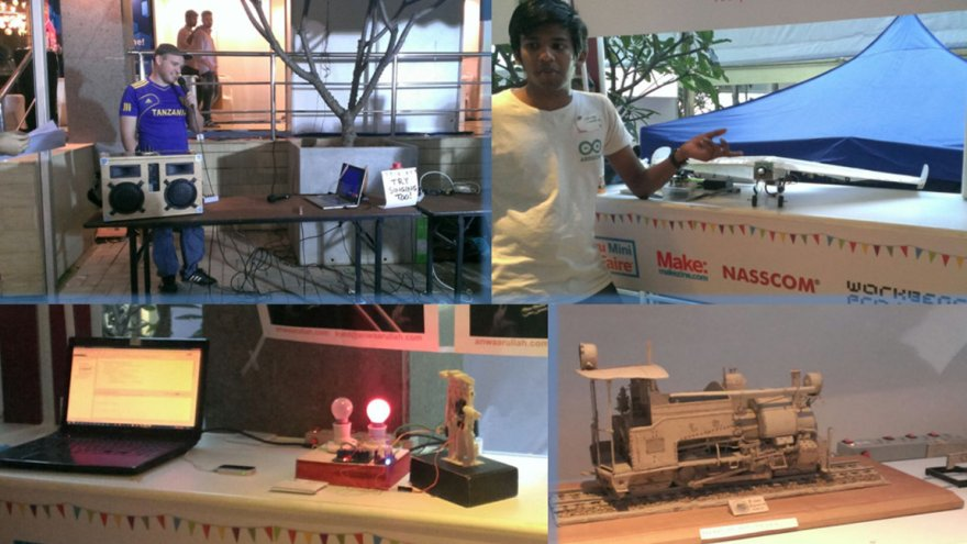 Mini Maker Faire, Bangalore