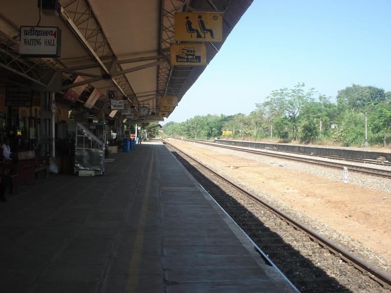 Udupi railway station