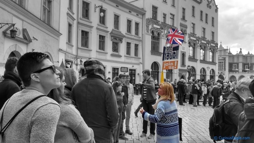 Krakow Walking Tour at Old Town, Krakow, Poland (UNESCO World Heritage Site)
