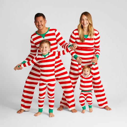 im going to file this post under my holiday gift guides section on my blog because i know many families the one i married into included gift pajamas