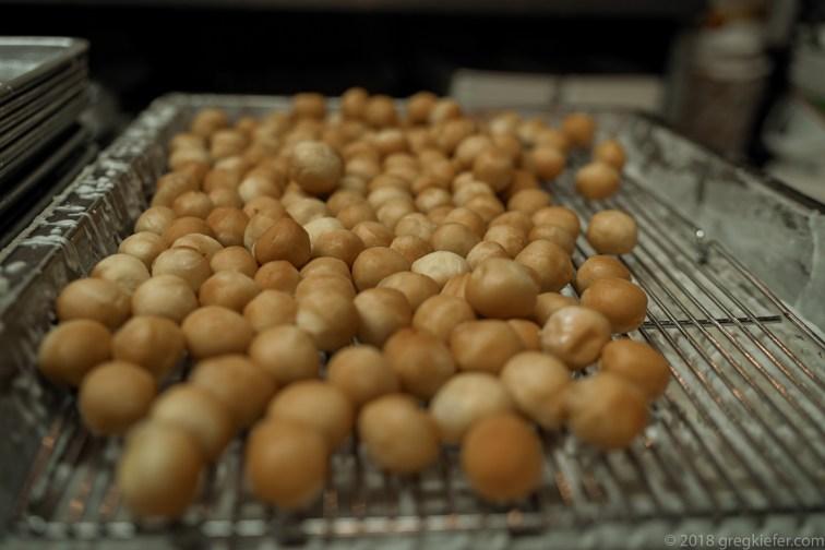 Fresh Donut Holes - Lehi Bakery