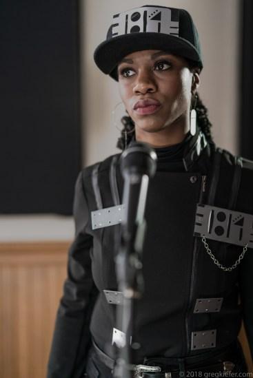 Oyoyo as famous Janet Jackson