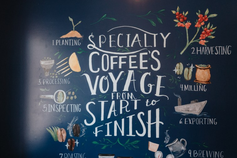 Specialty Coffee Voyage - Function Coffee Labs