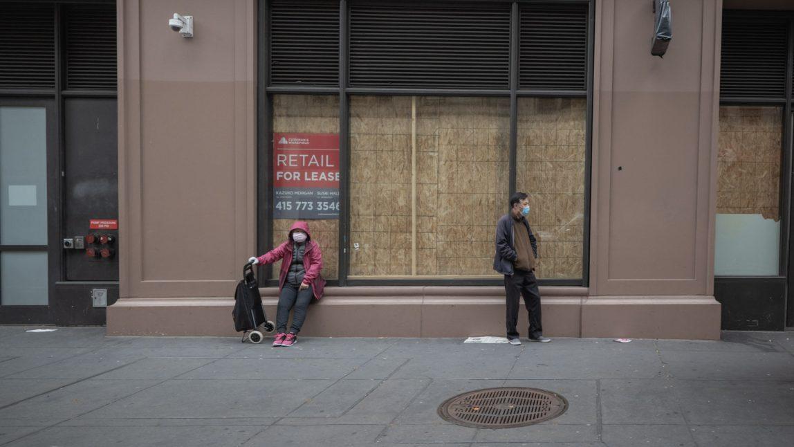 San Fran Social Distancing