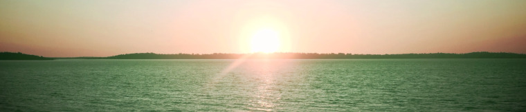 Fraser Island Sun Set