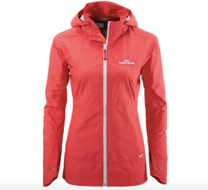 Image of button to buy the Ultimate Christmas Gift Guide Women's Kathmandu Lipstick Waterproof Jacket