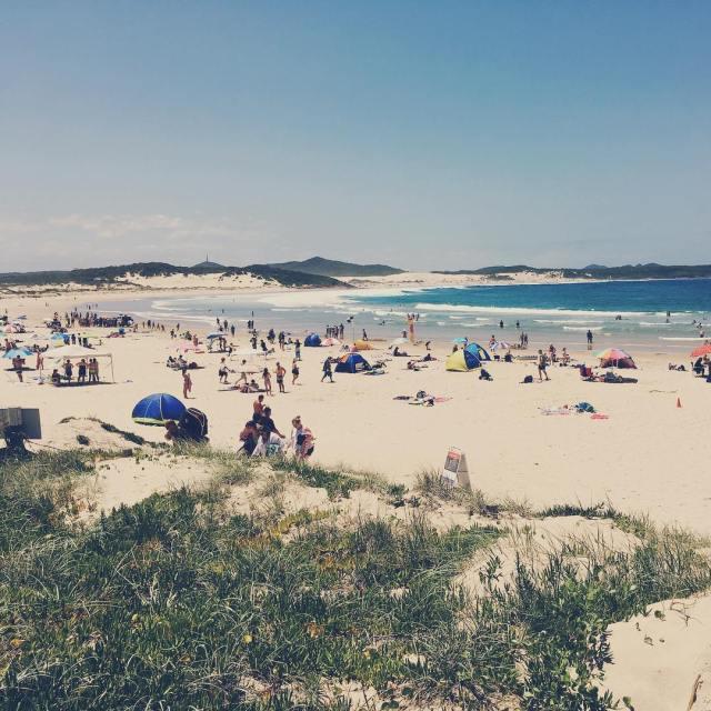 Seemed like everyone was out enjoying the sunshine yesterday BeachDaysAreGoodDayshellip