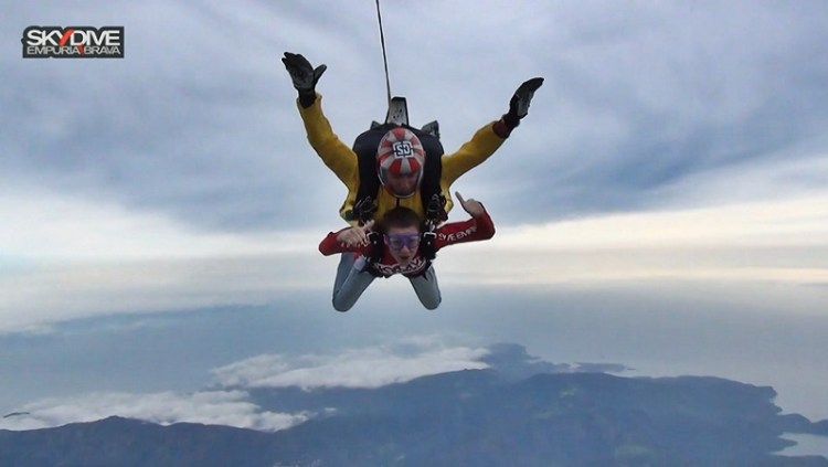 Image of Maria's skydiving adventures