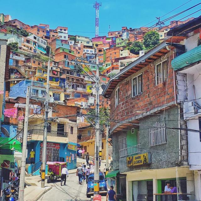 Highly recommend the free walking tour of comuna 13 withhellip