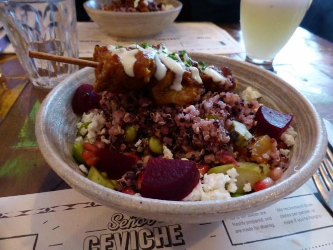 Kingly Court restaurants London Food Tour 2015