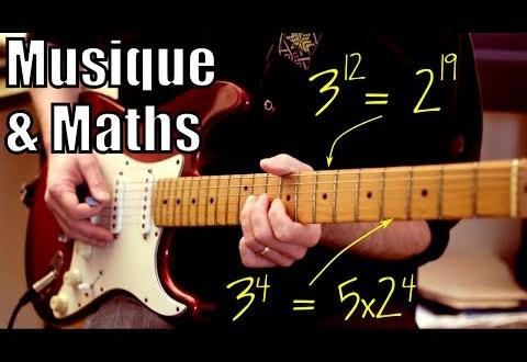 Maths et musique