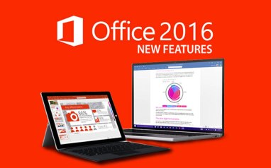 Office 2016 features