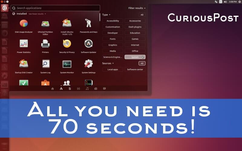 CuriousPost logo