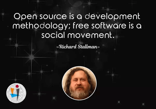 Do You Agree With The Richard Stallman 39 S Opinion About