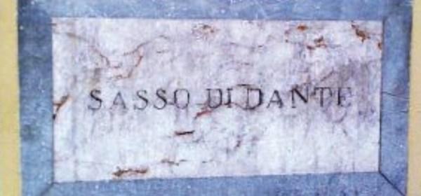 Sasso di Dante, Dante's Stone