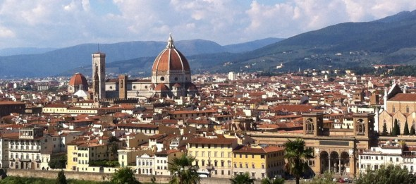 Florence Italy overview