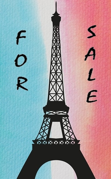 eiffel-tower for sale