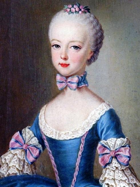 Marie Antoinette at 13